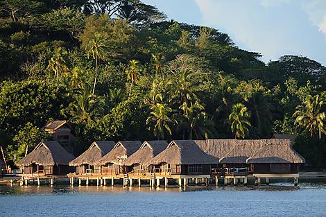 Papeete, île de Tahiti