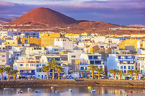Arrecife de Lanzarote, Canary Islands