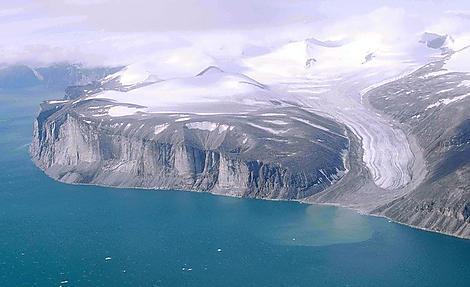Fjord de Sam Ford, Nunavut