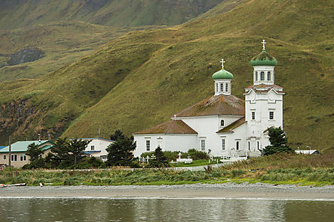 Dutch Harbor, Unalaska