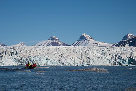 Kongsfjorden (King Bay), Spitsbergen