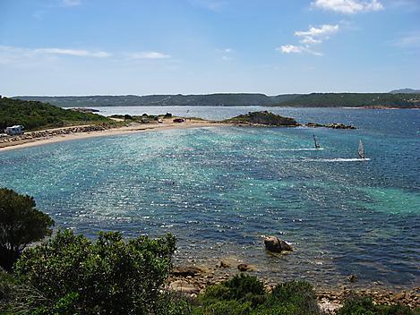 Golf von Santa Manza, Korsika