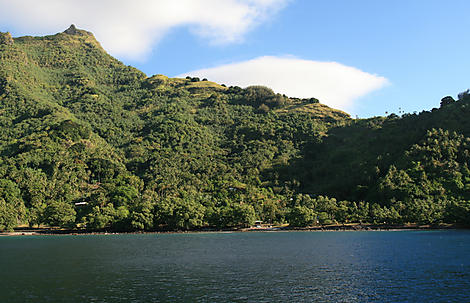 Hapatoni, île de Tahuata