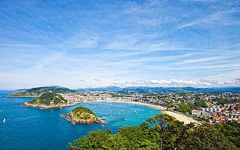 Pasajes – San Sebastián