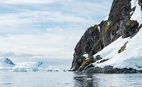 Entdeckung der Charcot-Insel