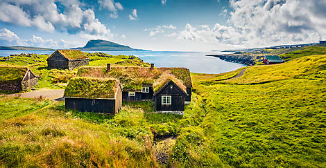 Île Streymoy, Îles Féroé