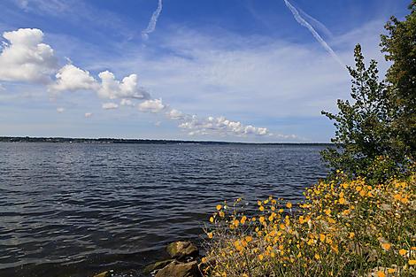 Navigation sur le lac Érié