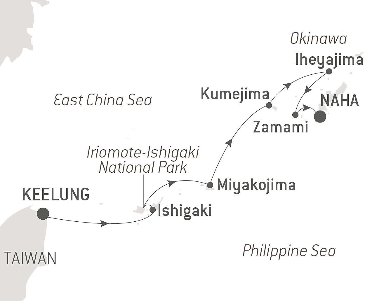 Japanese Subtropical Islands