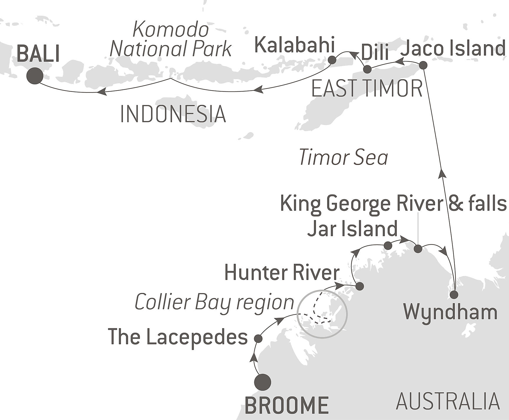 Wild Landscapes of the Kimberley & South-East Asia