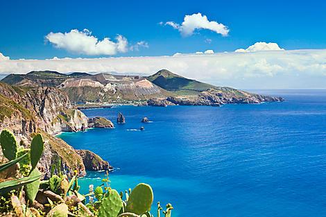 Lipari, îles Éoliennes